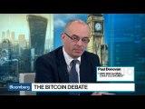 UBS's Donovan on Bitcoin: A Bubble Is a Bubble