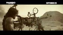 Rambo Last Blood - OLD SCHOOL - Sylvester Stallone