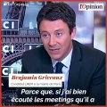 Municipales à Paris: Benjamin Griveaux opposé à une exclusion de Cédric Villani de LREM