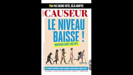 Causeur #71 - Septembre 2019
