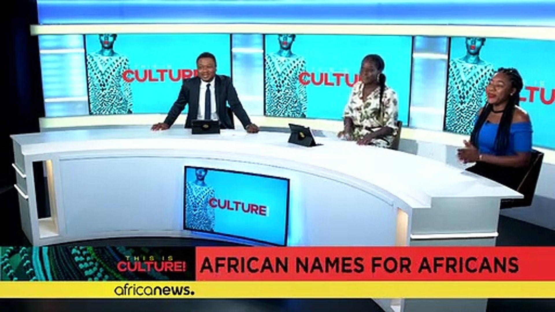 Africans should have African names [Culture]