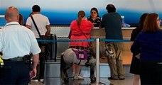 Aux États-Unis, une femme a pris l'avion en compagnie de son cheval miniature d'assistance