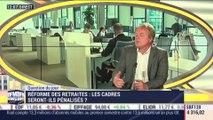 La question du jour: Les cadres seront-ils pénalisés par la réforme des retraites ? - 03/09
