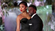 Kevin Hart's wife assures fans funnyman is fine after horror crash