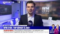 Ce qui vous attend sur BFM Lyon dès son lancement ce soir à 20h