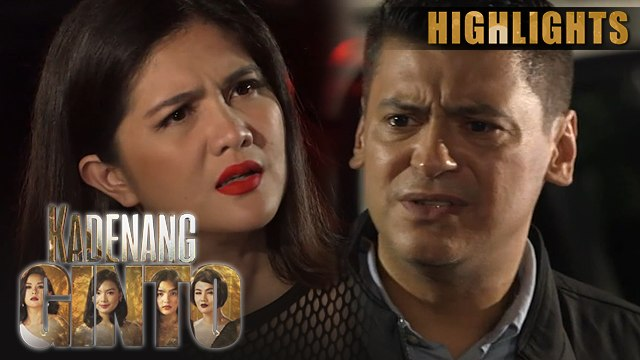 Daniela, kinompronta si Hector sa kanyang ginawa kay Carlos | Kadenang Ginto