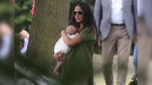 Meghan's new style since becoming a mum