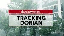 Dorian begins to finally inch away from Bahamas