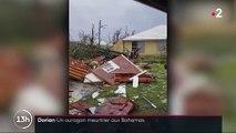 Ouragan Dorian : au moins cinq morts aux Bahamas