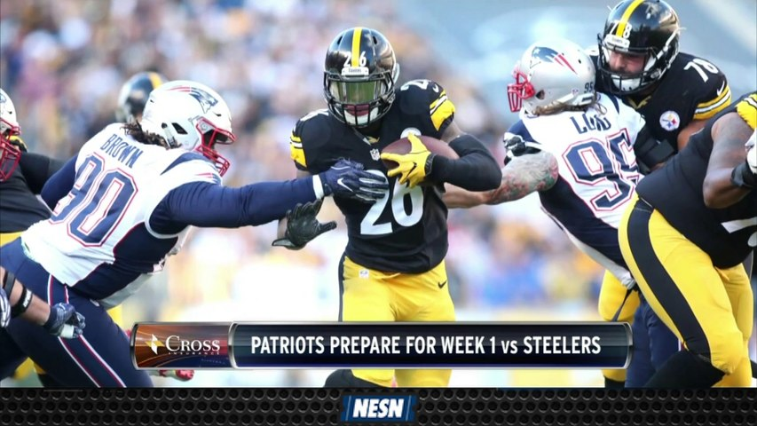 Patriots Prepare For Week 1 Vs. Steelers