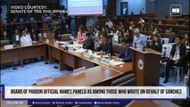 Board of Pardon official names Panelo as among those who wrote on behalf of Sanchez