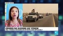 """""""France, Royaume-Uni et Etats-Unis : principaux fournisseurs d'armes au Yémen """""""