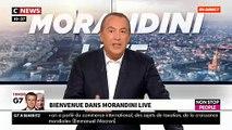 Sur CNews, Jean-Marc Morandini se paye  ceux qui ont annoncés l'arret de son émission