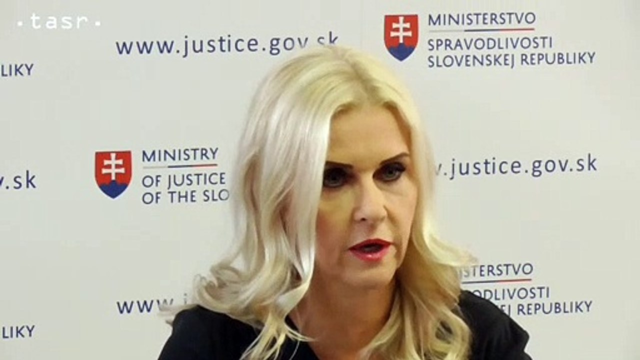 M. Jankovská končí ako štátna tajomníčka na ministerstve spravodlivosti