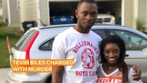Who is Simone Biles' older brother Tevin?