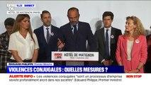 Violences conjugales: Édouard Philippe annonce la création de 1000 nouvelles places d'hébergement et de logement d'urgence