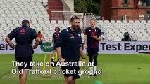 England train ahead of fourth Ashes test