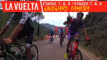 Onboard camera - Étape 7, 8, 9 / Stage 7, 8, 9 | La Vuelta 19
