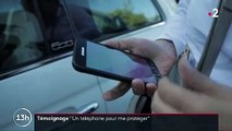 Violences conjugales : un téléphone pour protéger les victimes