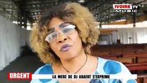Tina Glamour, maman de DJ Arafat s'exprime après tout ce qu'on lui reproche. Ecoutez !