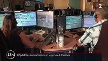 Ehpad : la vidéo-assistance pour réduire le désengorgement des urgences