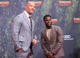 Dwayne 'The Rock' Johnson Post Message of Support for Kevin Hart