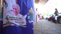 Mozambicans set the stage for visit from Pope Francis