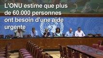 Ouragan Dorian: au moins 61.000 personnes auraient besoin d'aide alimentaire aux Bahamas (ONU)