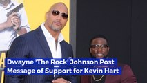 Kevin Hart Gets Love From Other Celebs