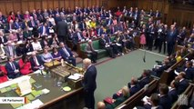 Watch Moment When Boris Johnson Loses His Majority In UK Parliament