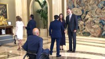 Los Reyes retoman su agenda oficial tras la operación del Rey Juan Carlos I