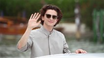 Timothee Chalamet still has a lot to learn as an actor