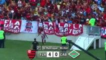 Veja gols de Bruno Henrique pelo Flamengo