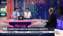 Carrefour lance de nouveaux concepts - 03/09