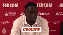 Augustin «C'est une très bonne chance» - Foot - L1 - Monaco