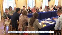 VIOLENCES CONJUGALES Le Loir-et-Cher fait son Grenelle