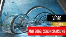 [CH] Así viviremos en el año 2069, según Samsung