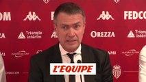 Petrov «Jardim à tous les éléments en mains» - Foot - L1 - Monaco