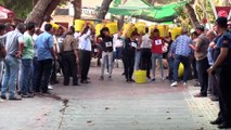Üzüm festivalinde 'kelter çekme' yarışması - MANİSA