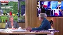 Affaire Yann Moix – C à Vous : Laurent Ruquier en colère prend sa défense (Vidéo)