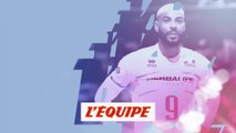 Earvin Ngapeth - Volley - Euro (H) - Bleus