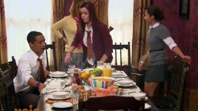 House Of Anubis S02E13,E14 - House Of Protection & House Of Letters