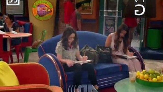 I Didn't Do It Season 2 Episode 14 - Lindy Breaks Garrett