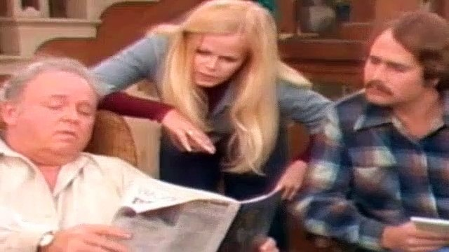All In The Family Season 5 Episode 21 Archie And The Quiz