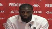 Transferts - Bakayoko : ''Certains diront que je recule en revenant à Monaco...''