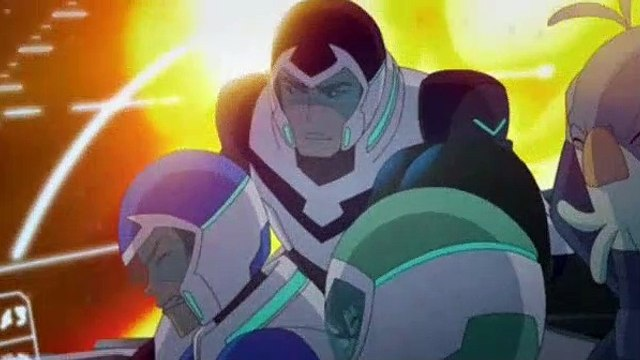 VOLTRON Legendary Defender Season 2 Episode 11 - Stayin' Alive (720p WebRip)