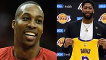Lakers Signed Dwight Howard Because Anthony Davis REFUSES To Play Center!