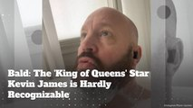 Bald: 'King of Queens' Star Kevin James is Hardly Recognizable!