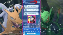 Pokemon Masters Gems - How to Earn Gems Fast (PAID GEMS)