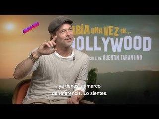 Había Una Vez en... Hollywood con un BANG!